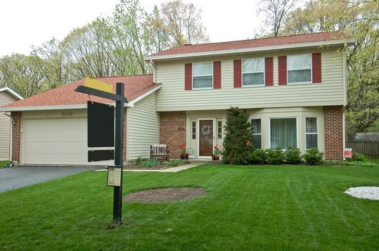 Front View photograph of 2509 Quail Aurora Illinois 60502