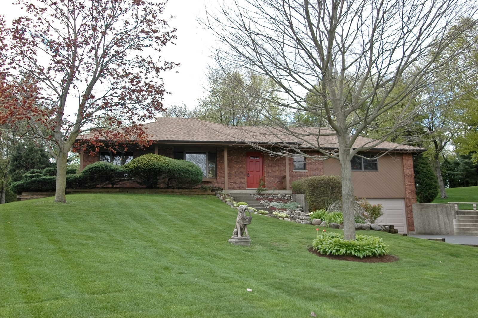 Real Estate Photography - 4409 Nancy, Crystal Lake, IL, 60014 - Front View