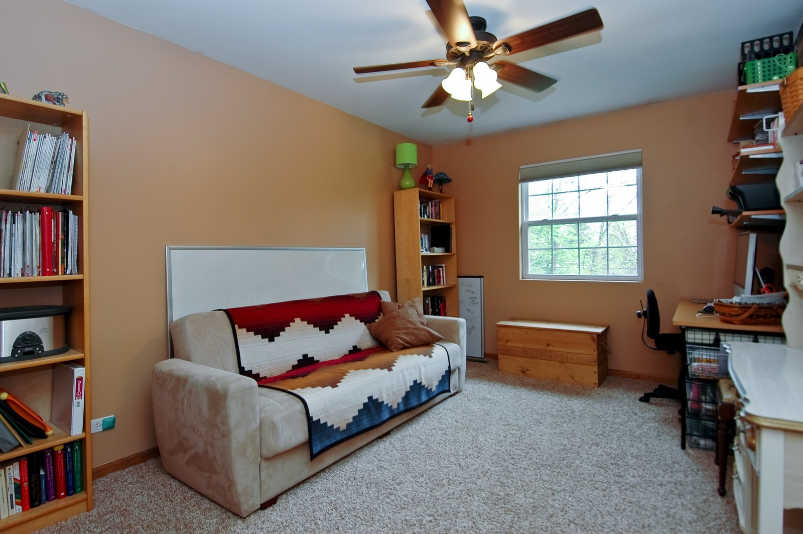 Real Estate Photography - 10315 Wilmette, Algonquin, IL, 60102 - 2nd Bedroom