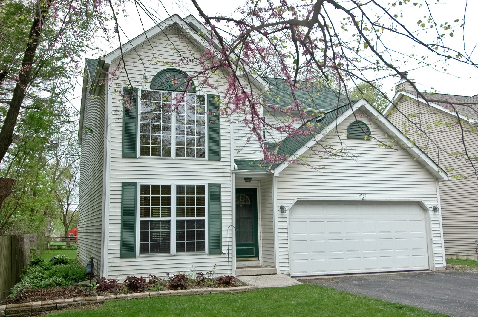 Real Estate Photography - 10315 Wilmette, Algonquin, IL, 60102 - Front View