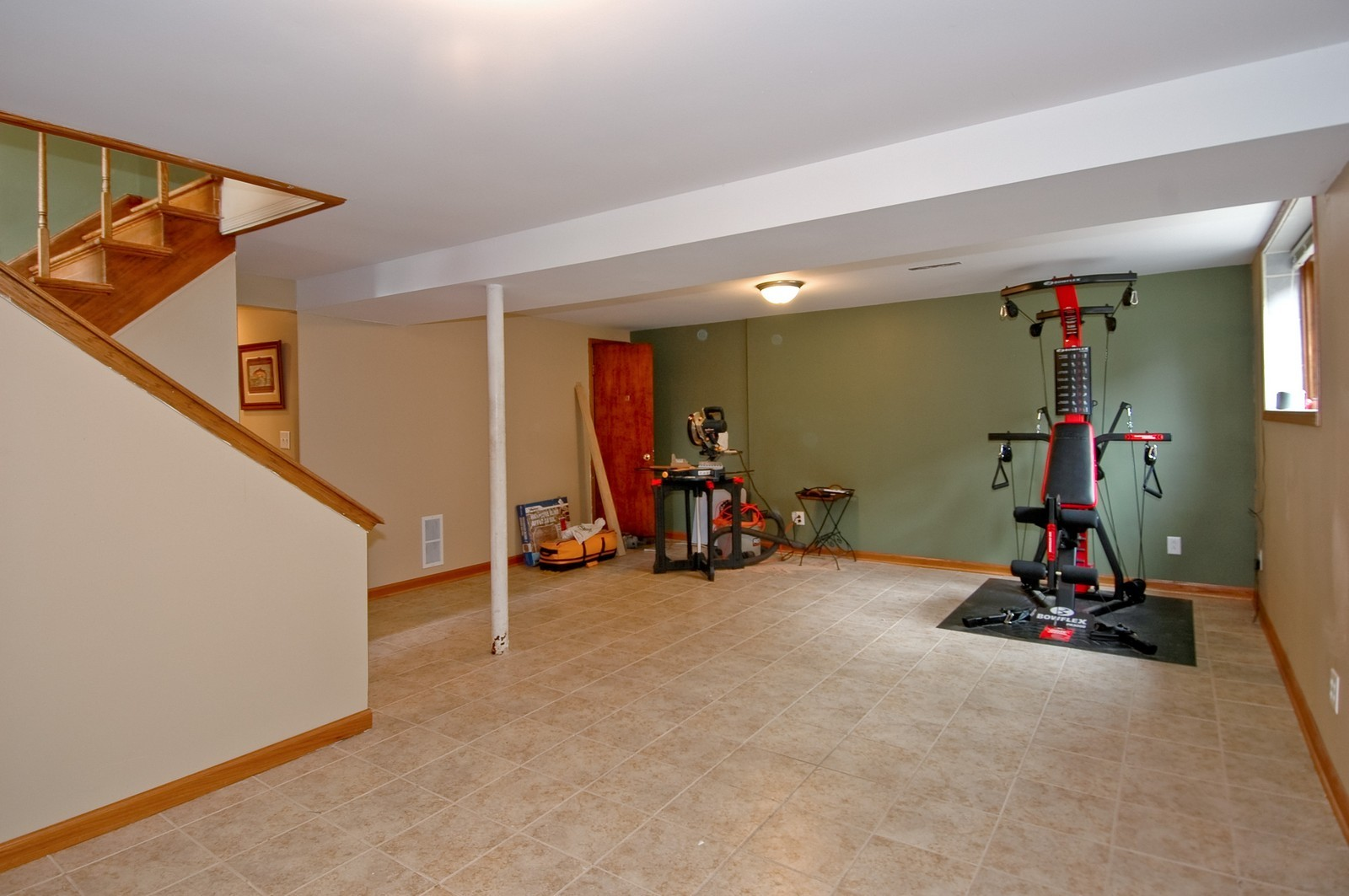 Real Estate Photography - 407 W Greenwood, Woodstock, IL, 60098 - Lower Level