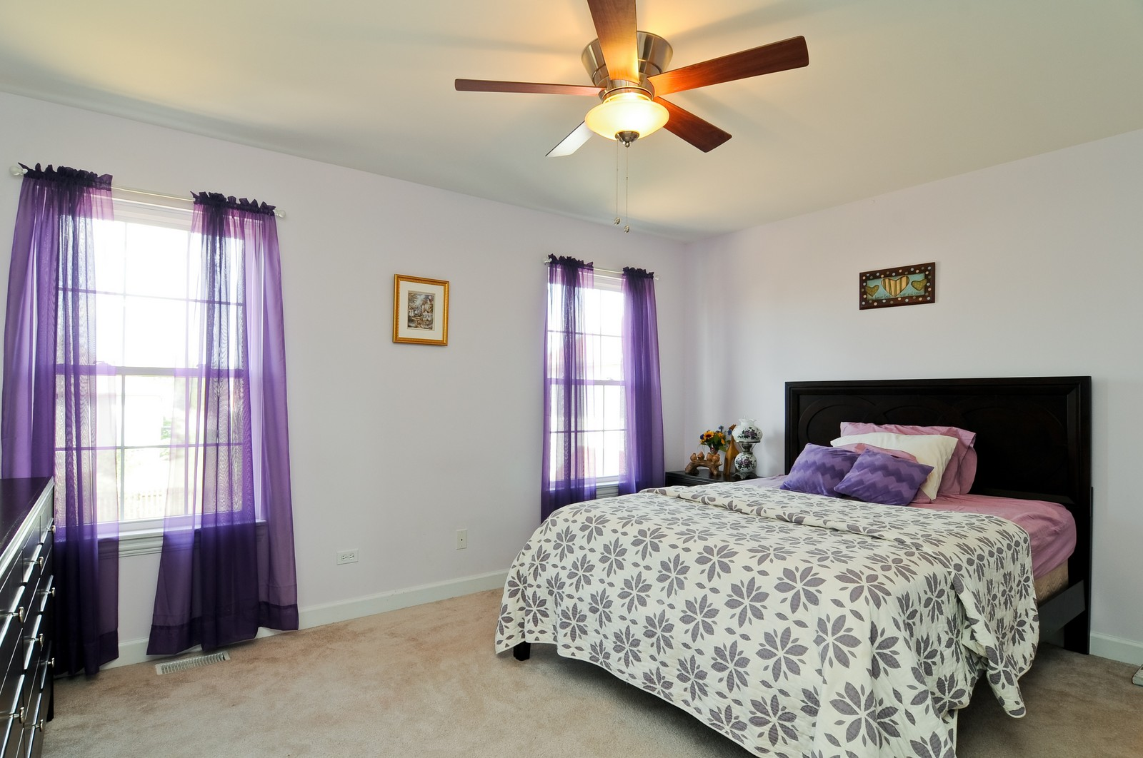 Real Estate Photography - 324 Fossland, Winthrop Harbor, IL, 60096 - Bedroom