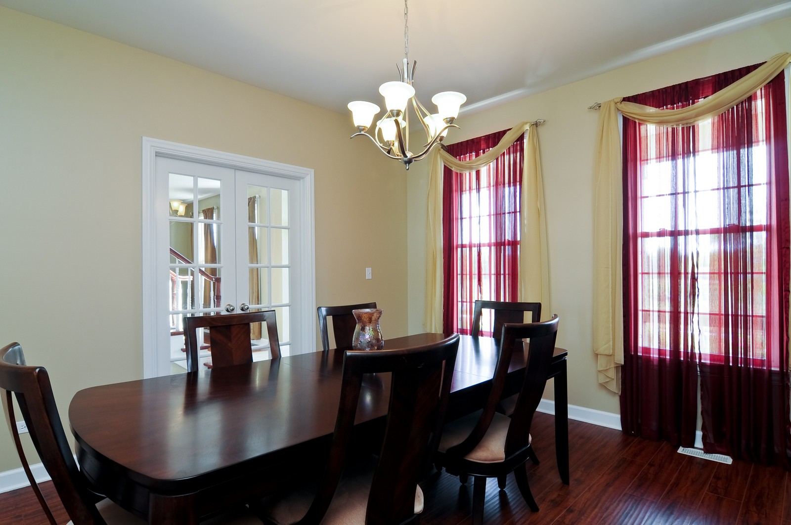 Real Estate Photography - 324 Fossland, Winthrop Harbor, IL, 60096 - Dining Room