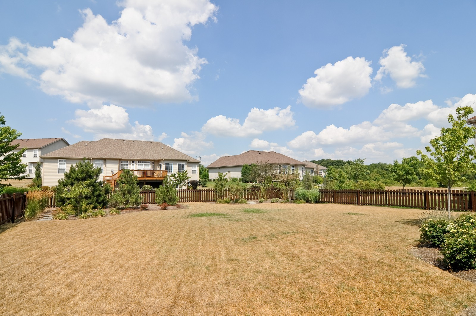 Real Estate Photography - 324 Fossland, Winthrop Harbor, IL, 60096 - Back Yard