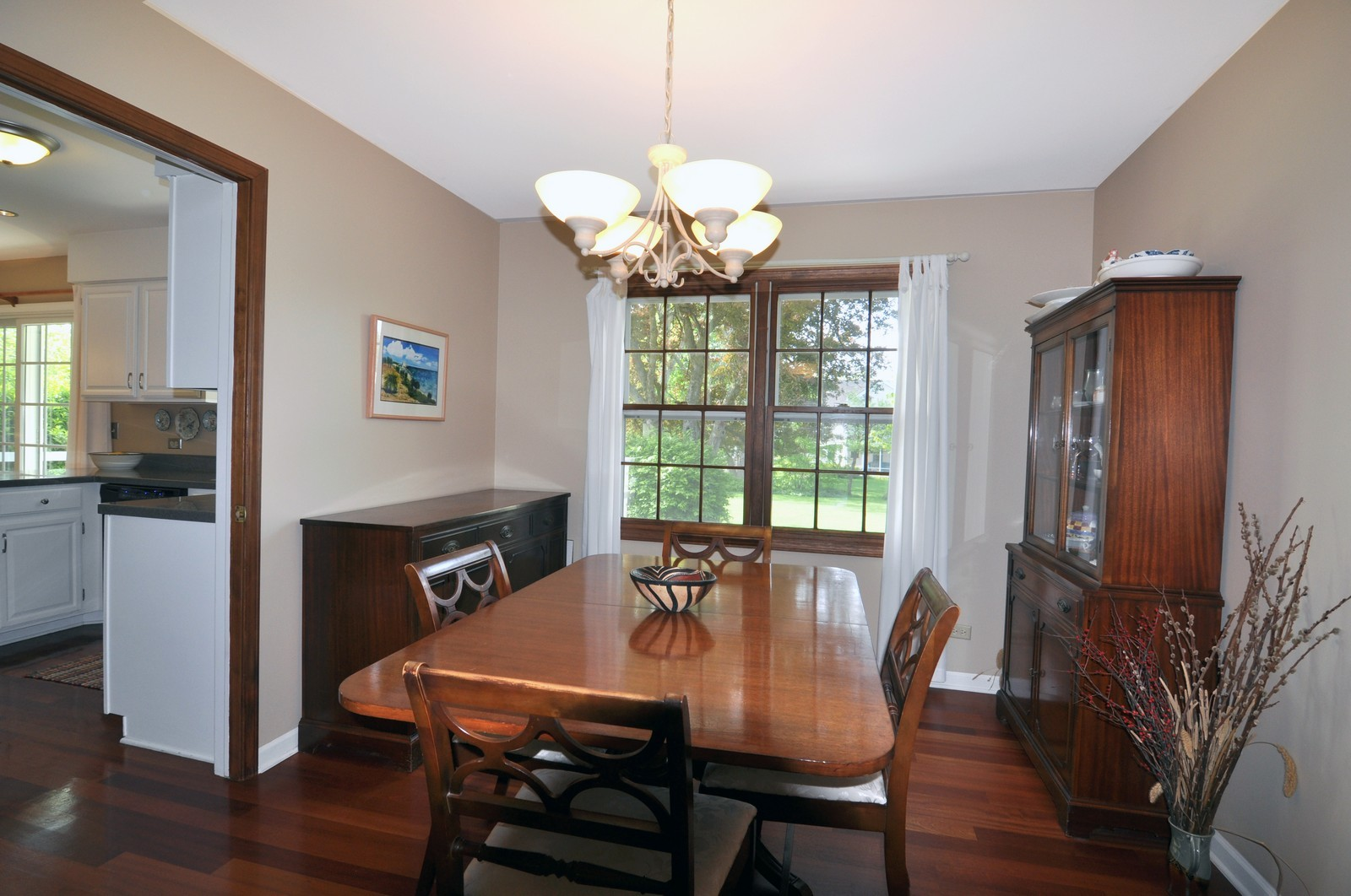 Real Estate Photography - 1523 Allen, St Charles, IL, 60174 - Dining Room