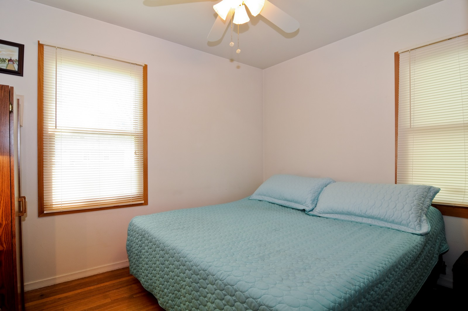 Real Estate Photography - 2125 222nd, Sauk Village, IL, 60411 - 2nd Bedroom