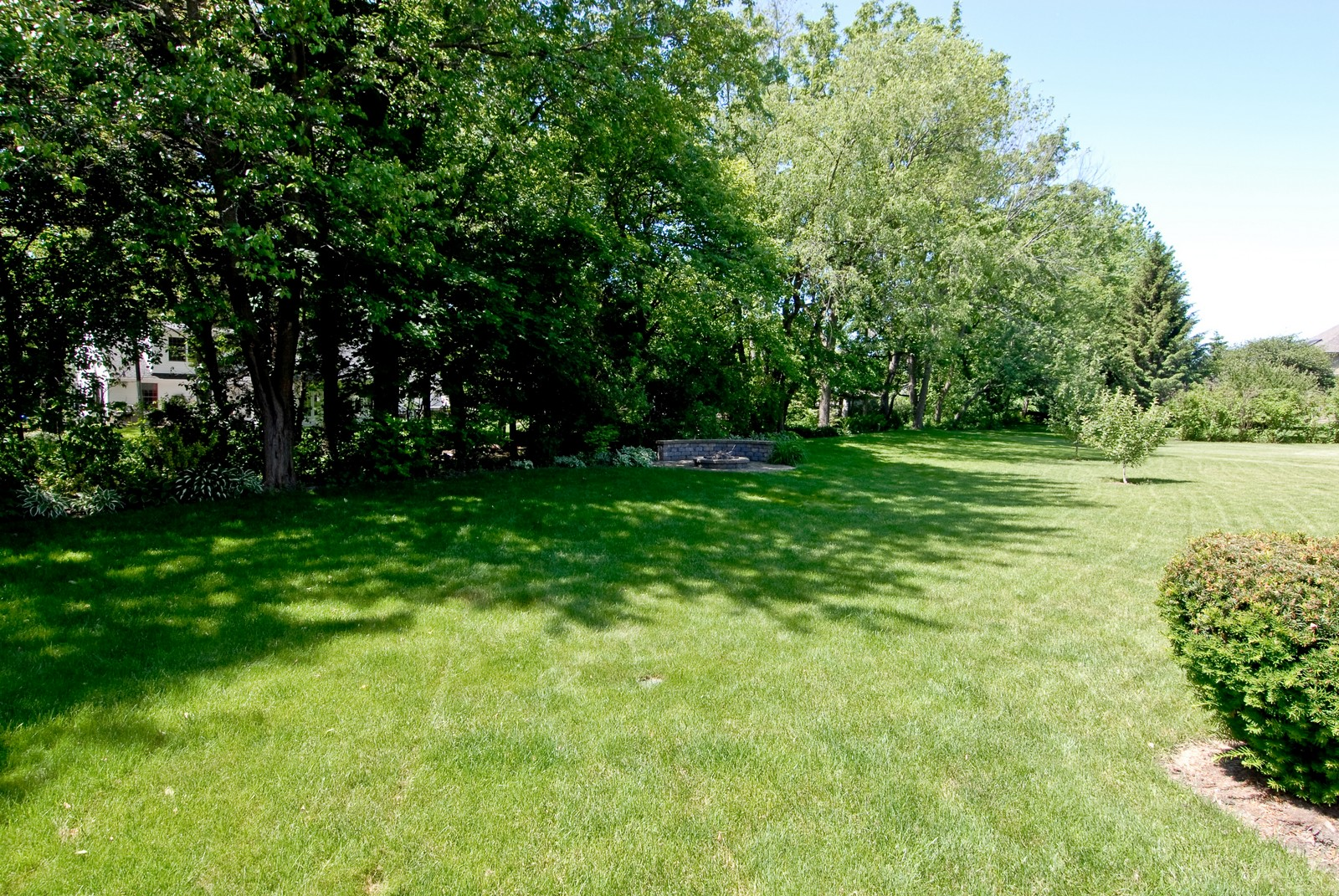 Real Estate Photography - 917 Jeffrey, St Charles, IL, 60174 - Back Yard