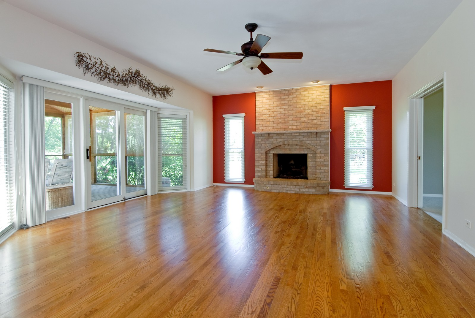 Real Estate Photography - 917 Jeffrey, St Charles, IL, 60174 - Family Room