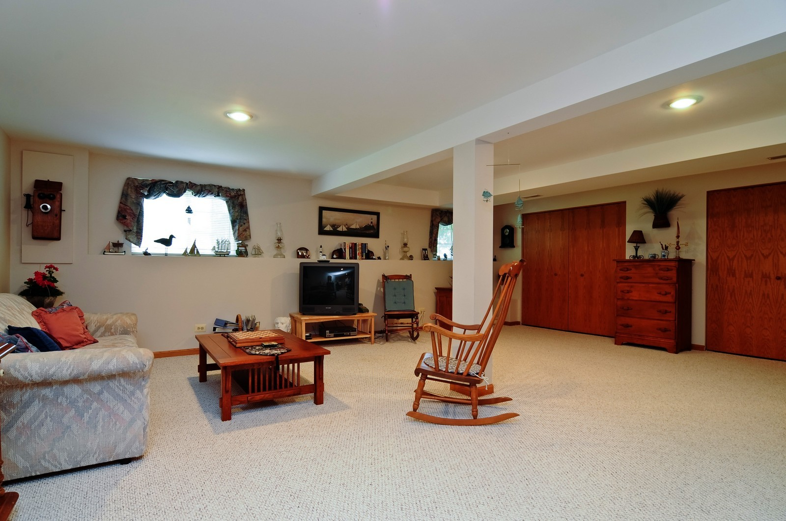 Real Estate Photography - 727 Sycamore, Lindenhurst, IL, 60046 - Basement