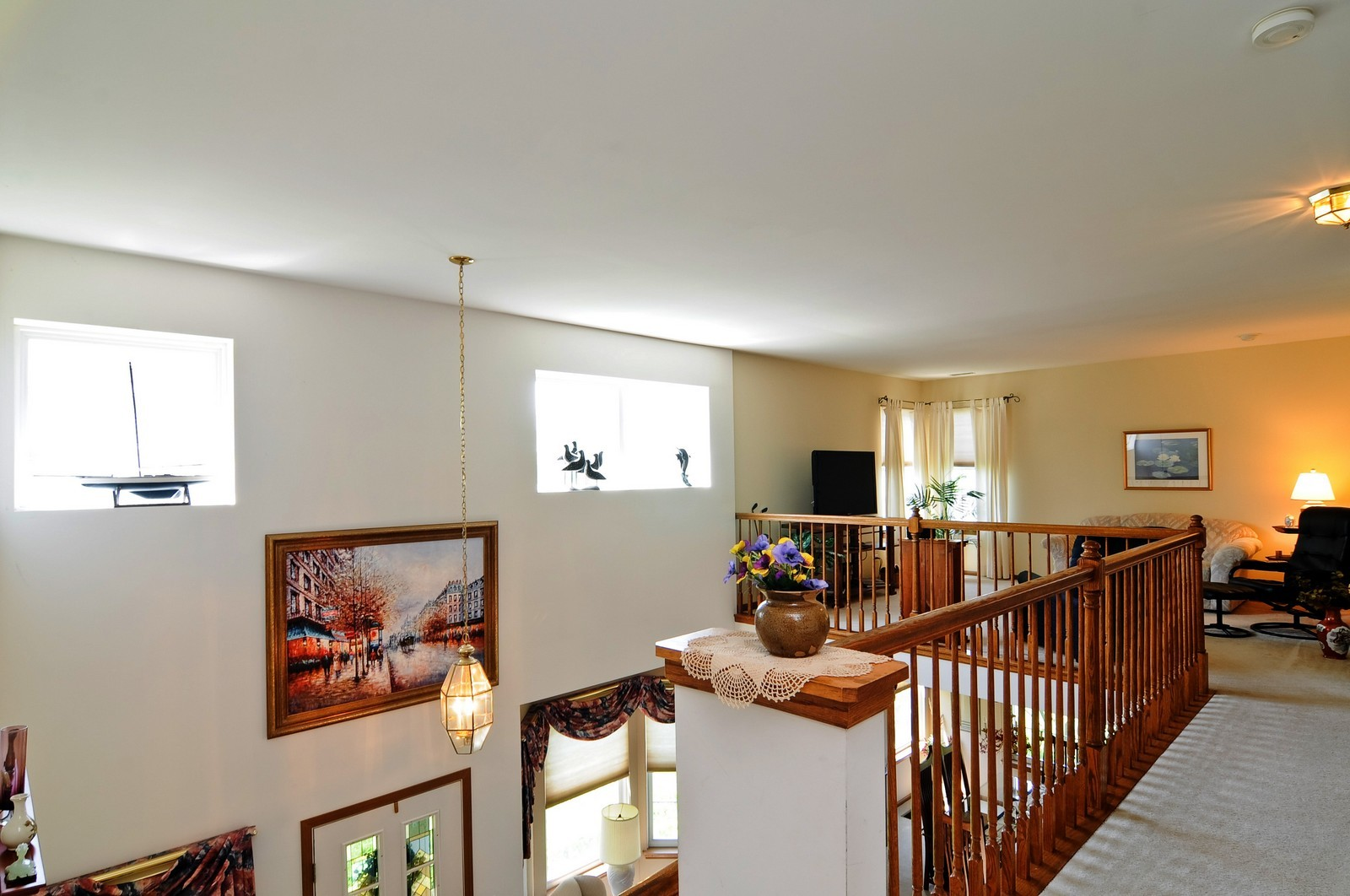 Real Estate Photography - 727 Sycamore, Lindenhurst, IL, 60046 - Loft