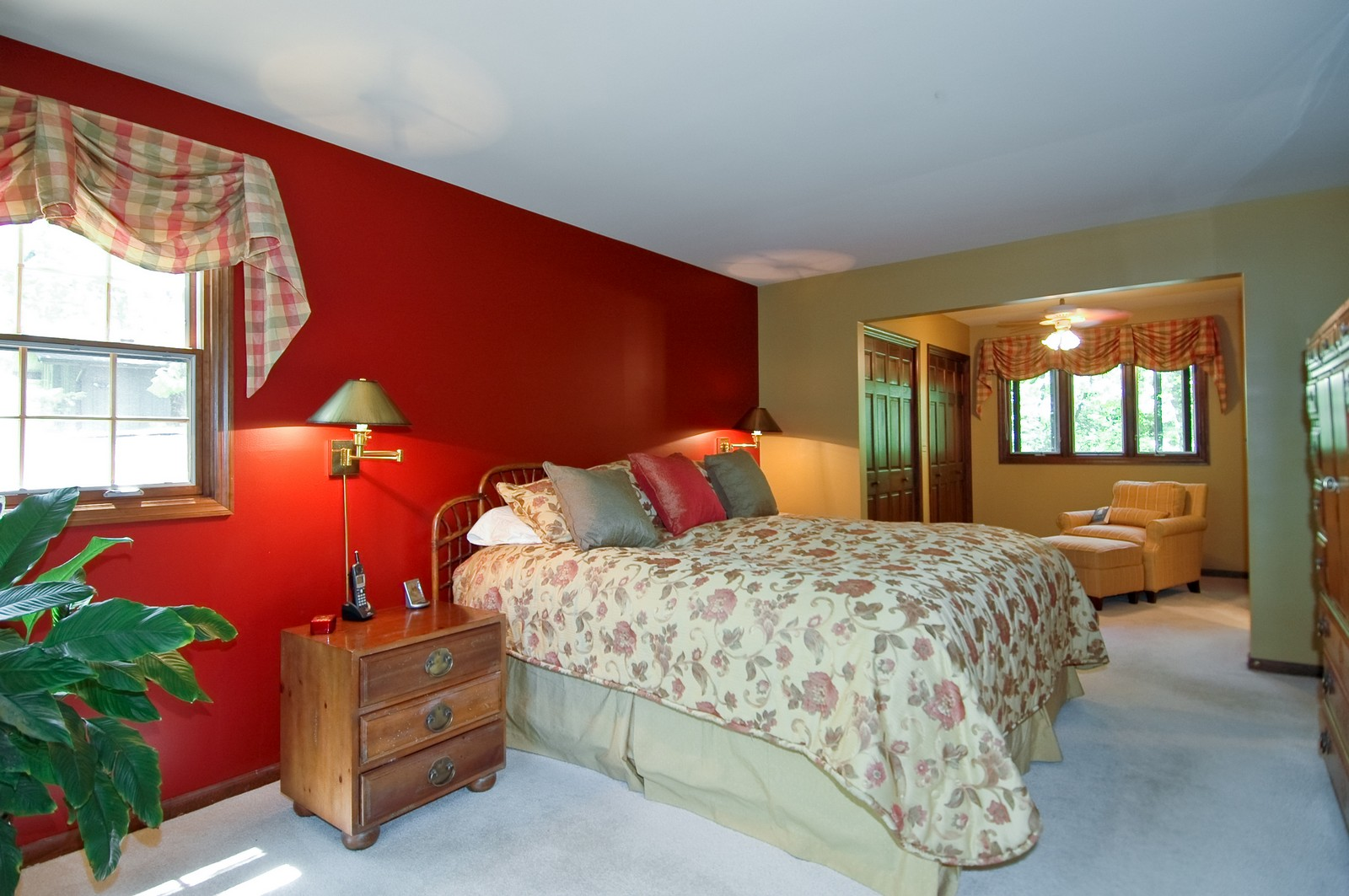 Real Estate Photography - 4403 New Hampshire, Crystal Lake, IL, 60012 - Master Bedroom