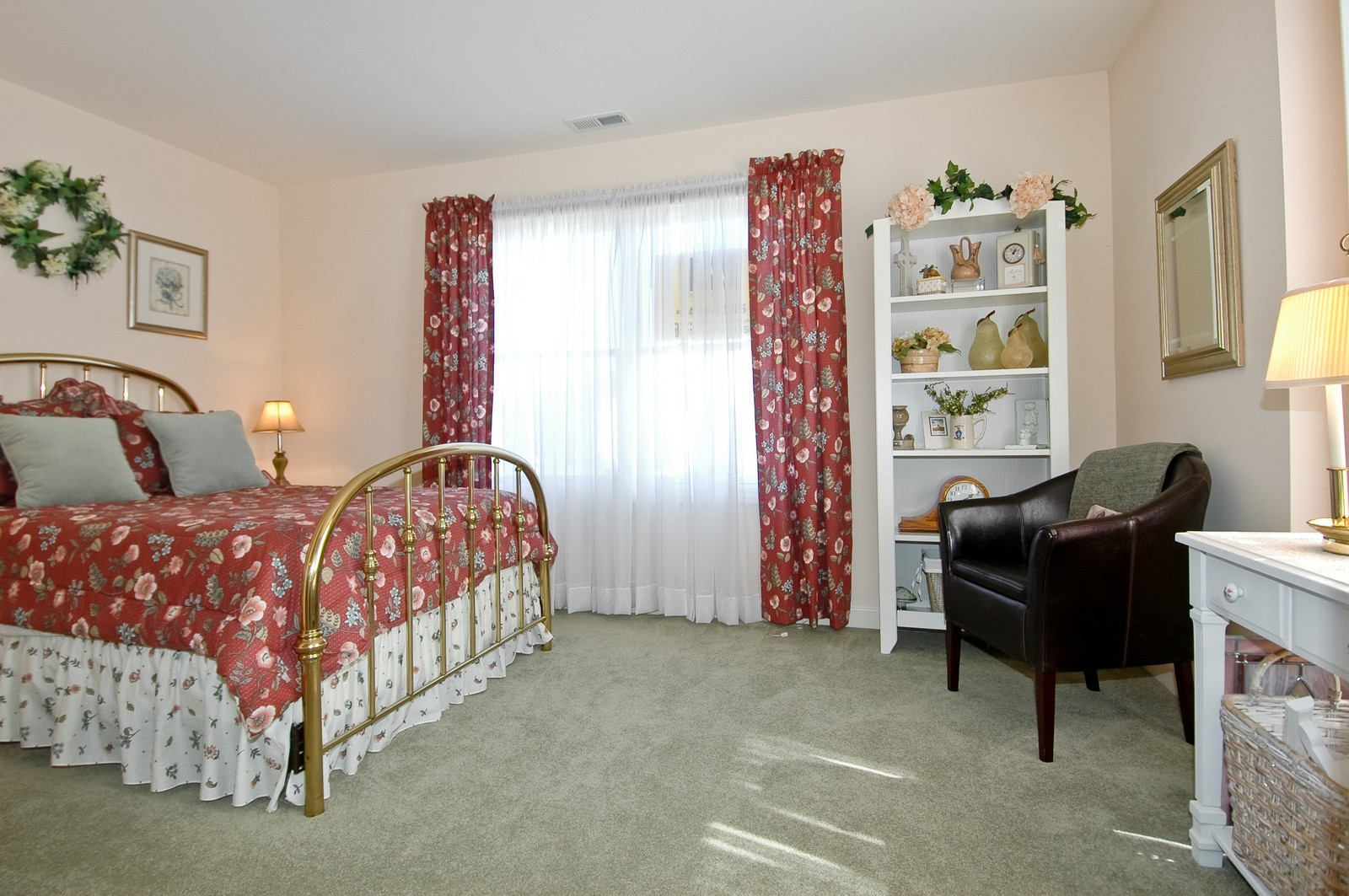 Real Estate Photography - 8337 Raptor, Lakewood, IL, 60014 - Bedroom