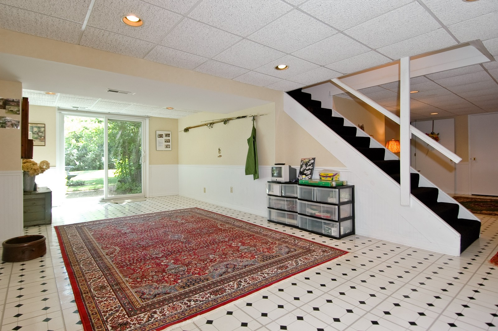 Real Estate Photography - 222 River, Cary, IL, 60013 - Lower Level