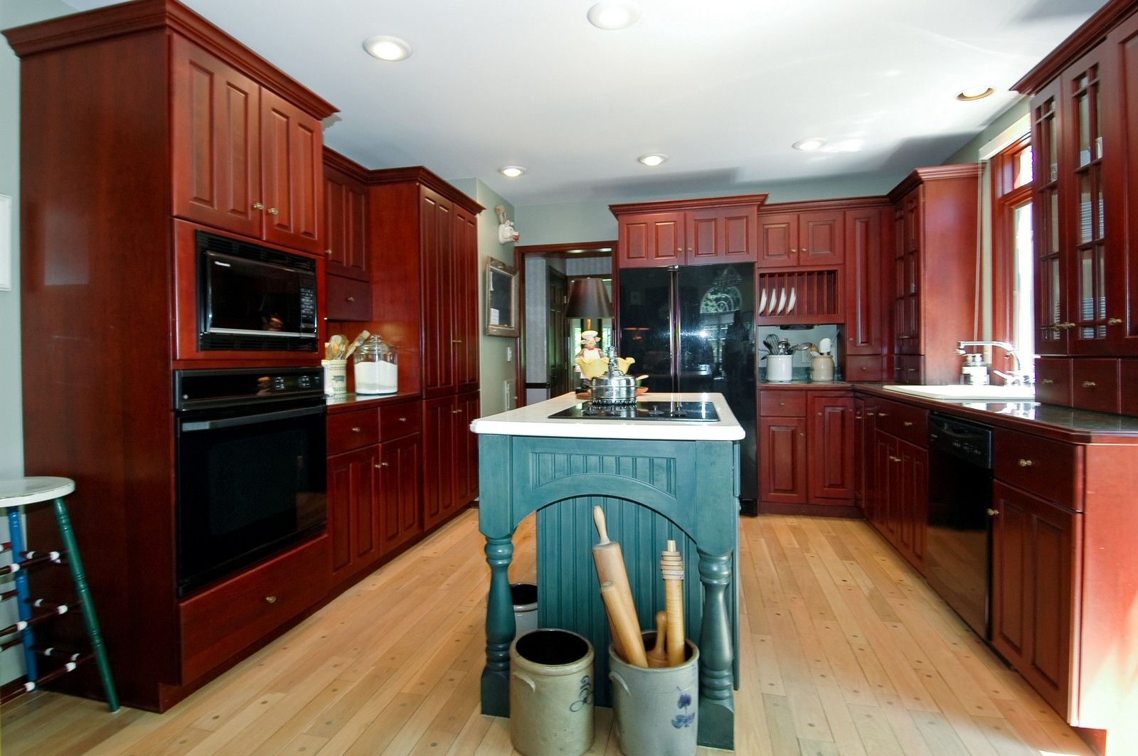 Real Estate Photography - 222 River, Cary, IL, 60013 - Kitchen