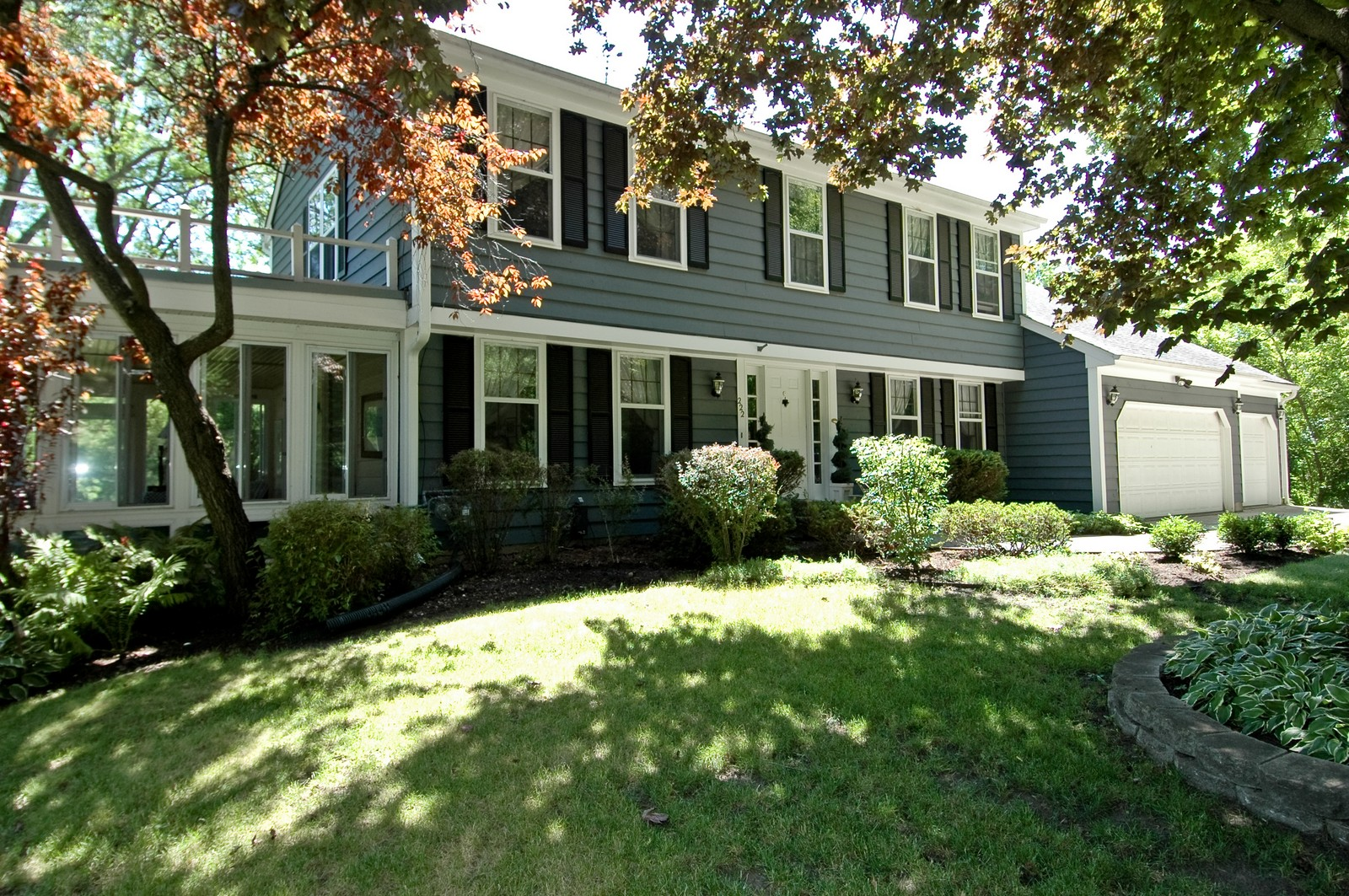 Real Estate Photography - 222 River, Cary, IL, 60013 - Front View
