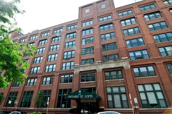 Front View photograph of 411 W Ontario Unit 710 Chicago Illinois 60654