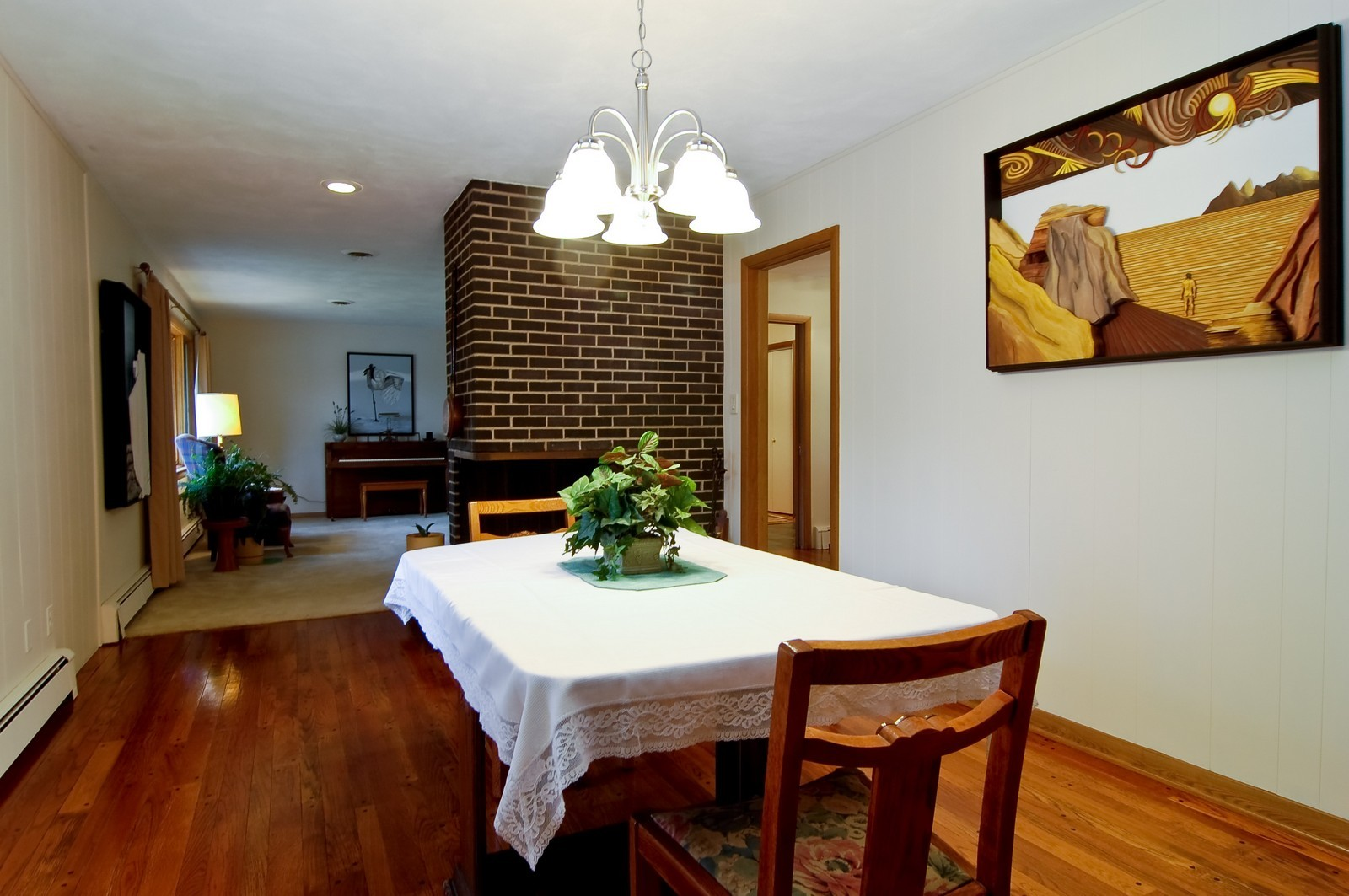 Real Estate Photography - 520 S 11th, St Charles, IL, 60174 - Dining Room