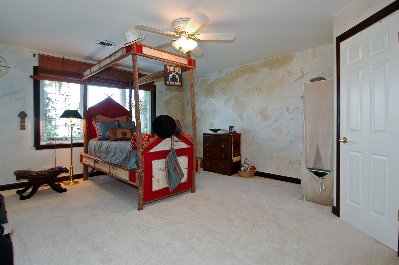 Real Estate Photography - 32W601 Rochefort, Wayne, IL, 60184 - Bedroom