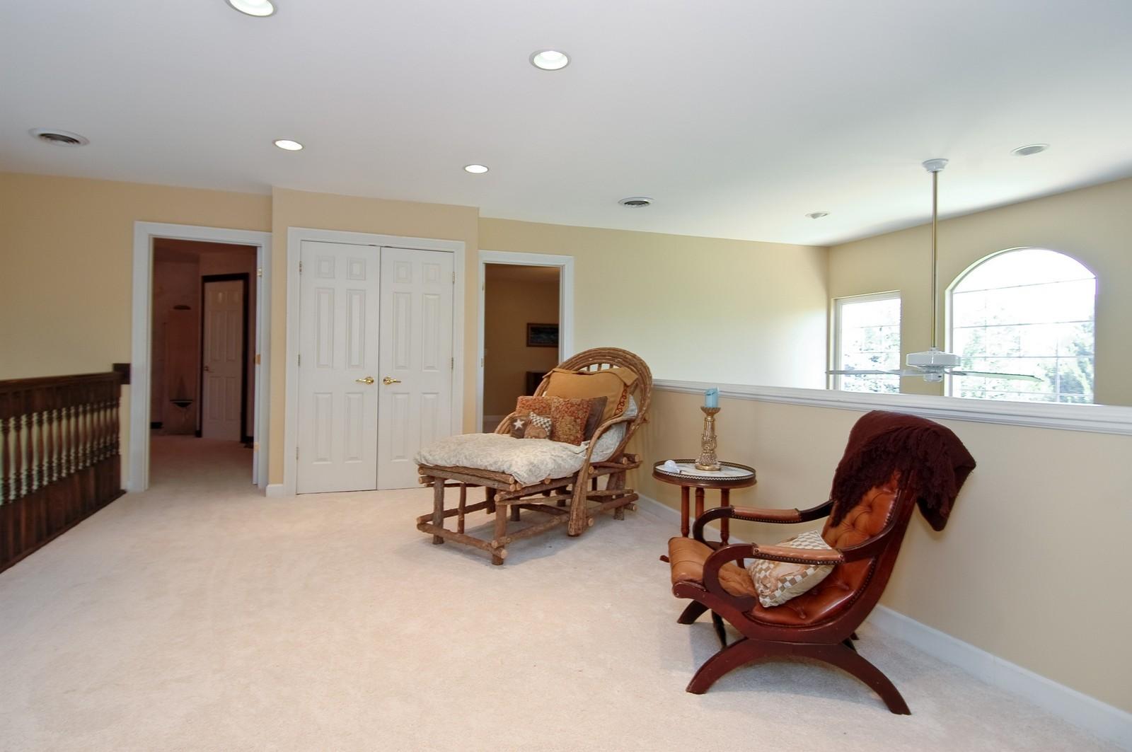Real Estate Photography - 32W601 Rochefort, Wayne, IL, 60184 - Loft