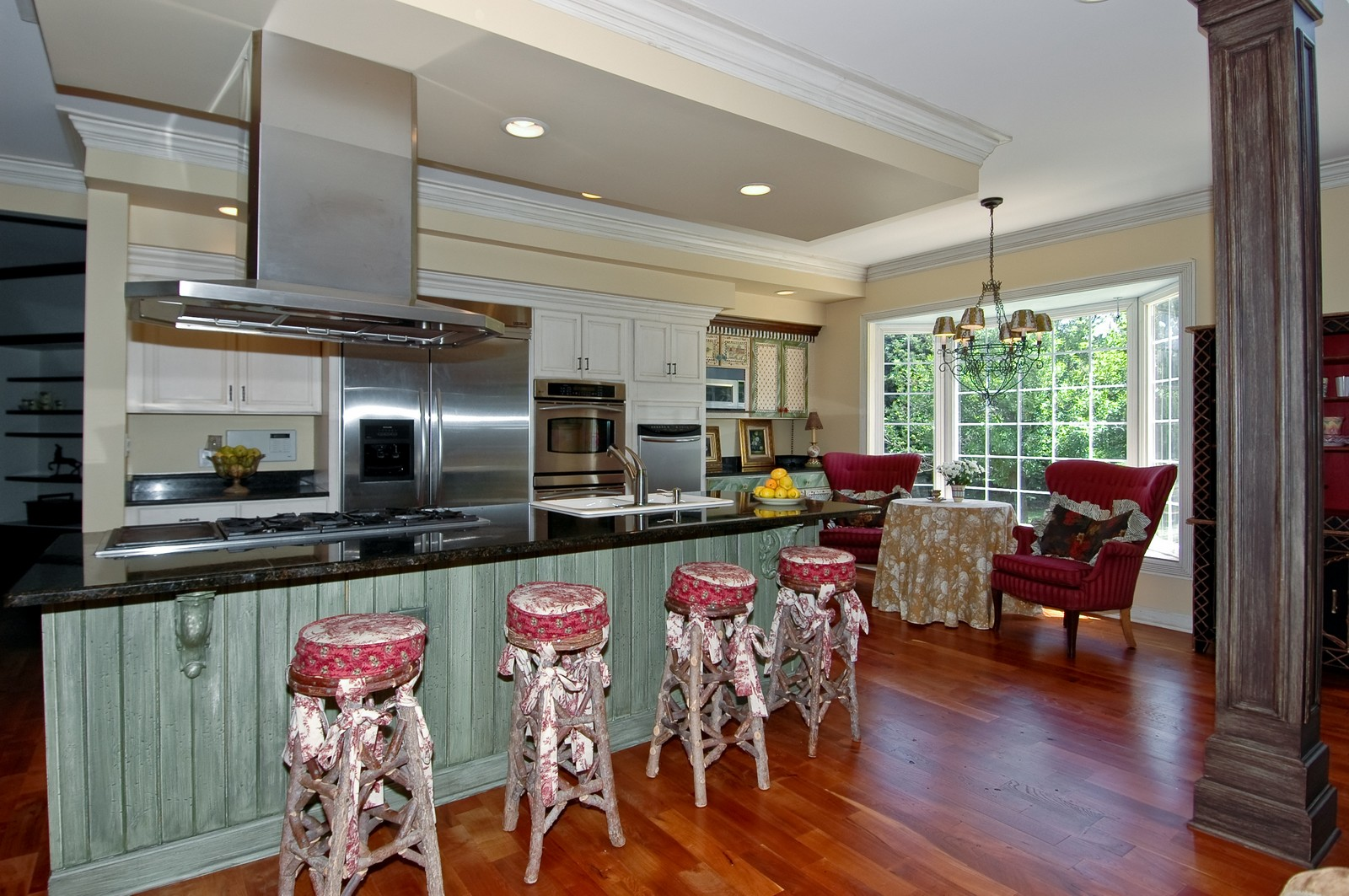 Real Estate Photography - 32W601 Rochefort, Wayne, IL, 60184 - Kitchen