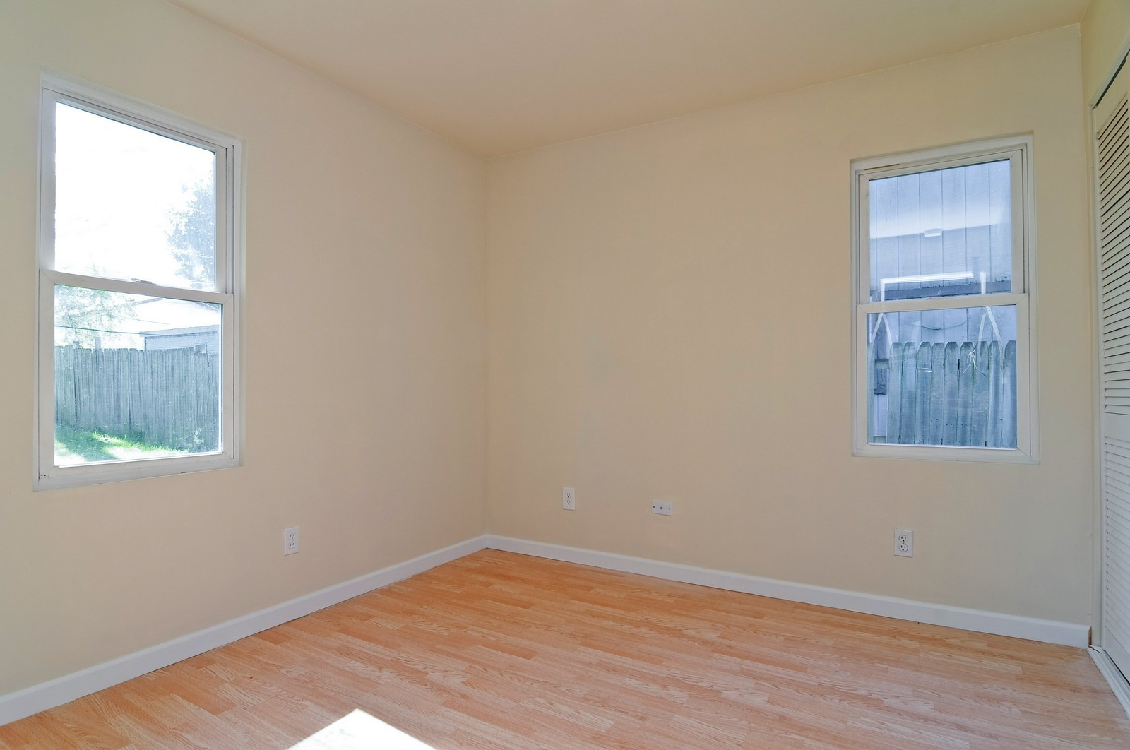 Real Estate Photography - 321 N Bellevue, Round Lake Park, IL, 60073 - Bedroom
