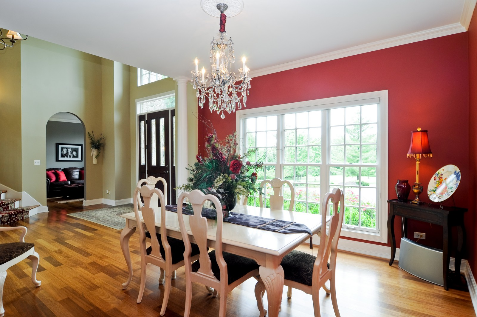 Real Estate Photography - 7 Jane, Barrington Hills, IL, 60010 - Dining Room