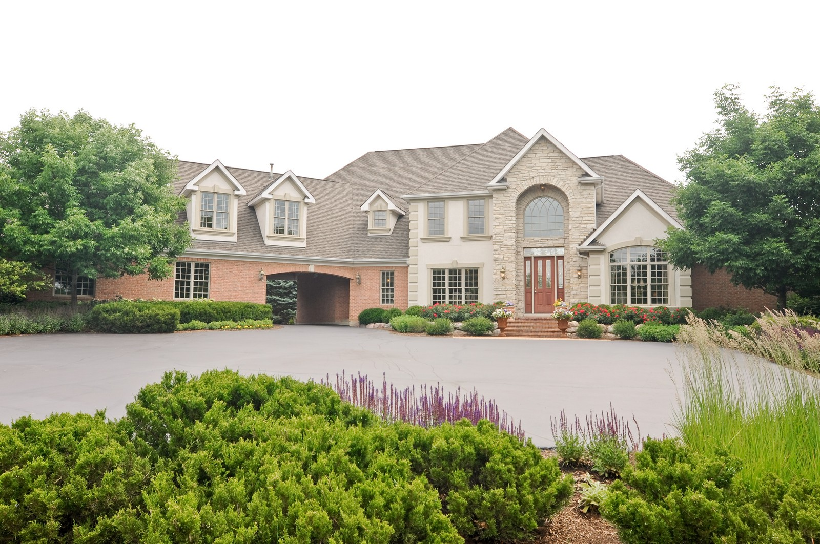 Real Estate Photography - 7 Jane, Barrington Hills, IL, 60010 - Front View
