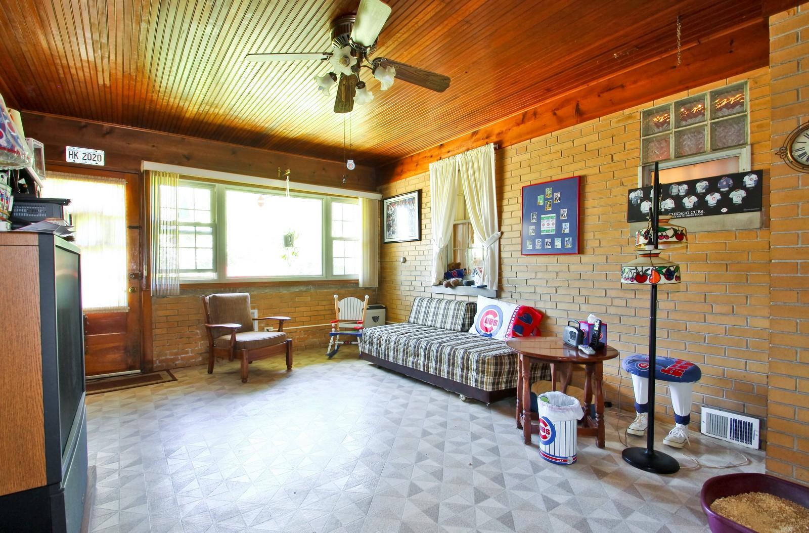 Real Estate Photography - 6756 N Lockwood, Lincolnwood, IL, 60712 - Bonus Room