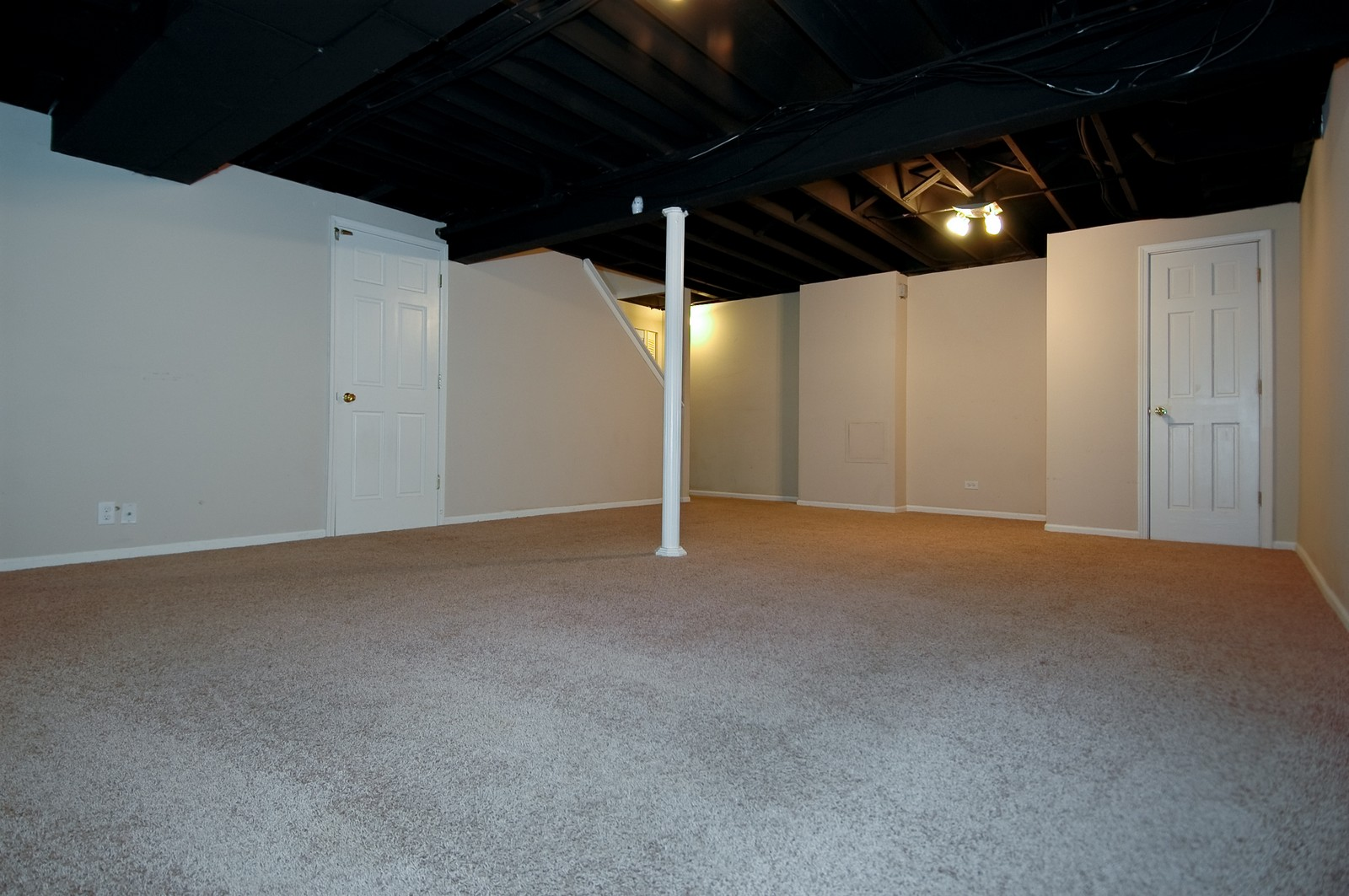 Real Estate Photography - 81 Kingsport, South Elgin, IL, 60177 - Basement