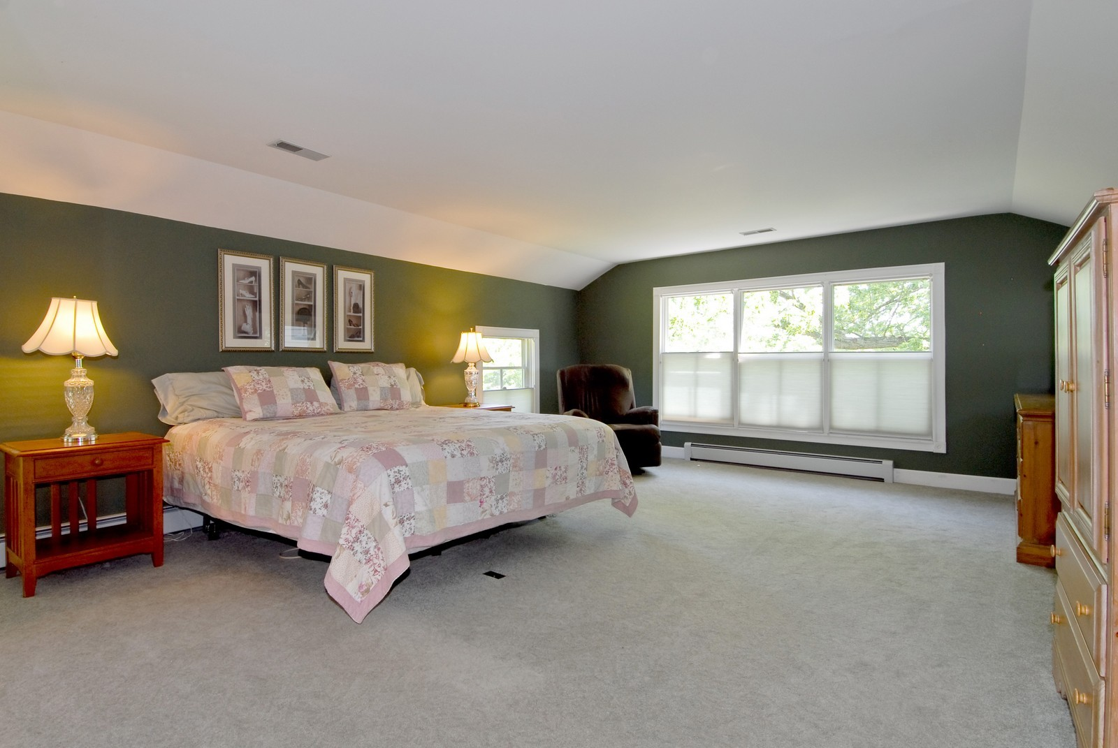 Real Estate Photography - 4N753 Route 31, Saint Charles, IL, 60175 - Master Bedroom