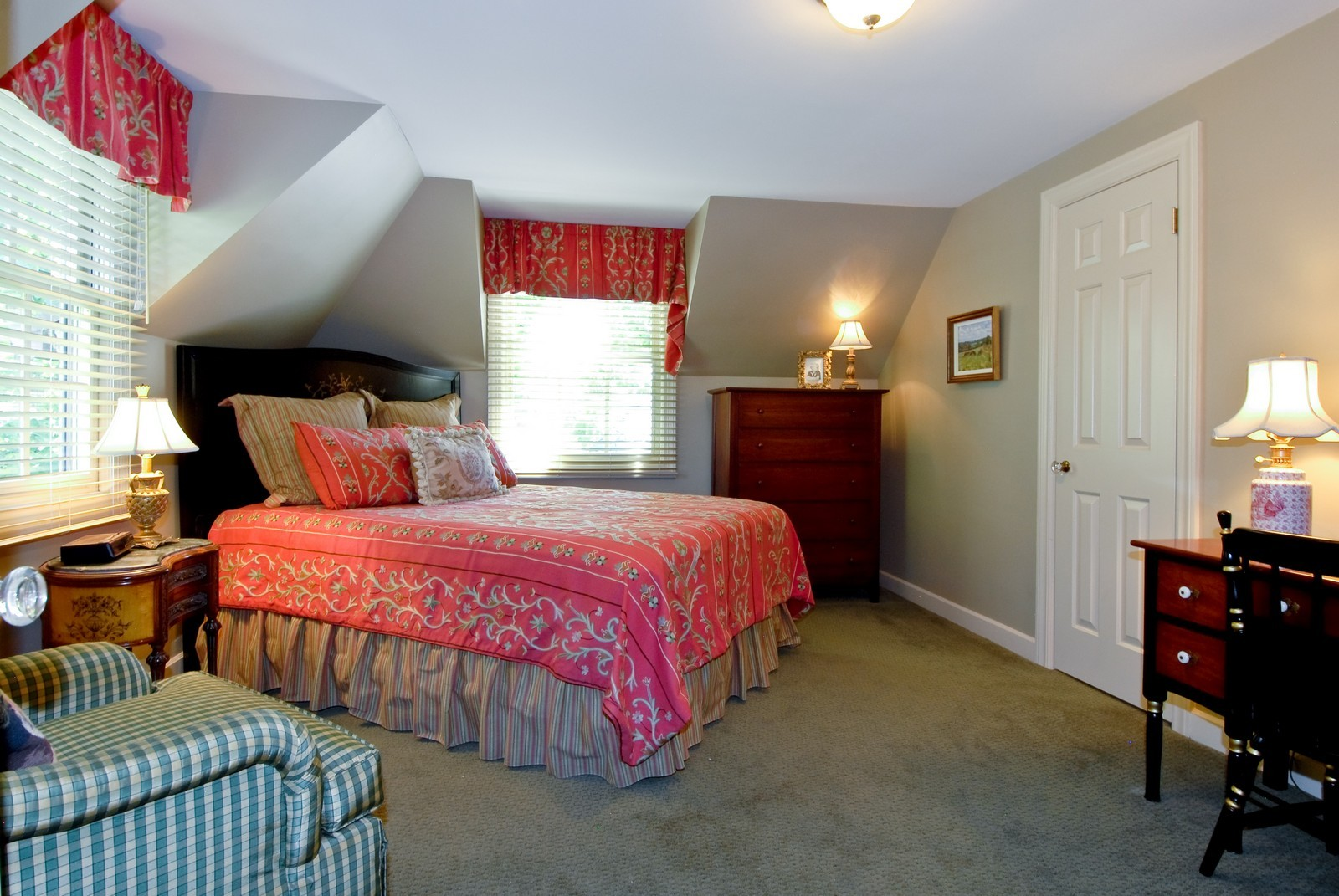 Real Estate Photography - 417 S McKinley, St Charles, IL, 60174 - 3rd Bedroom
