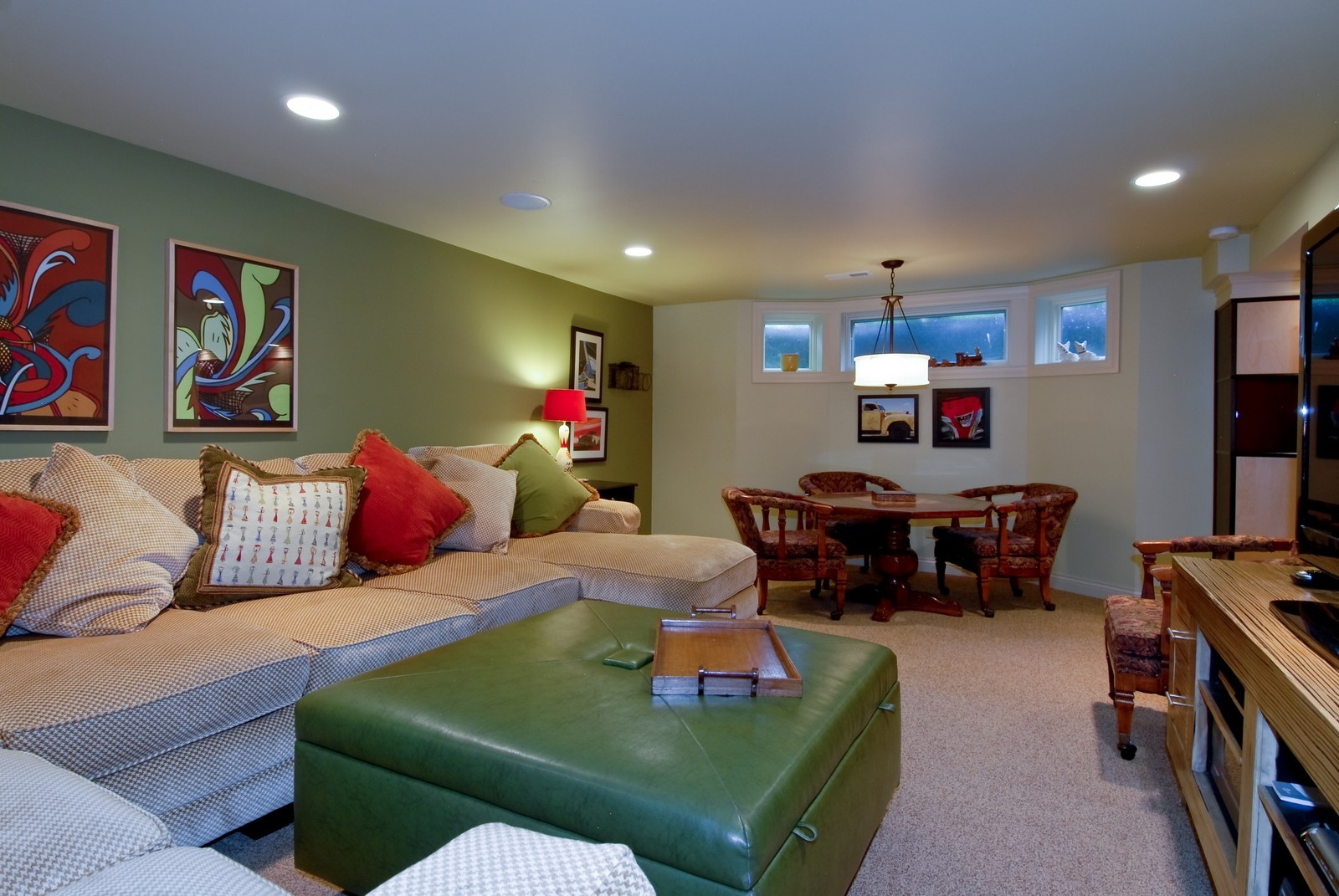 Real Estate Photography - 417 S McKinley, St Charles, IL, 60174 - Basement
