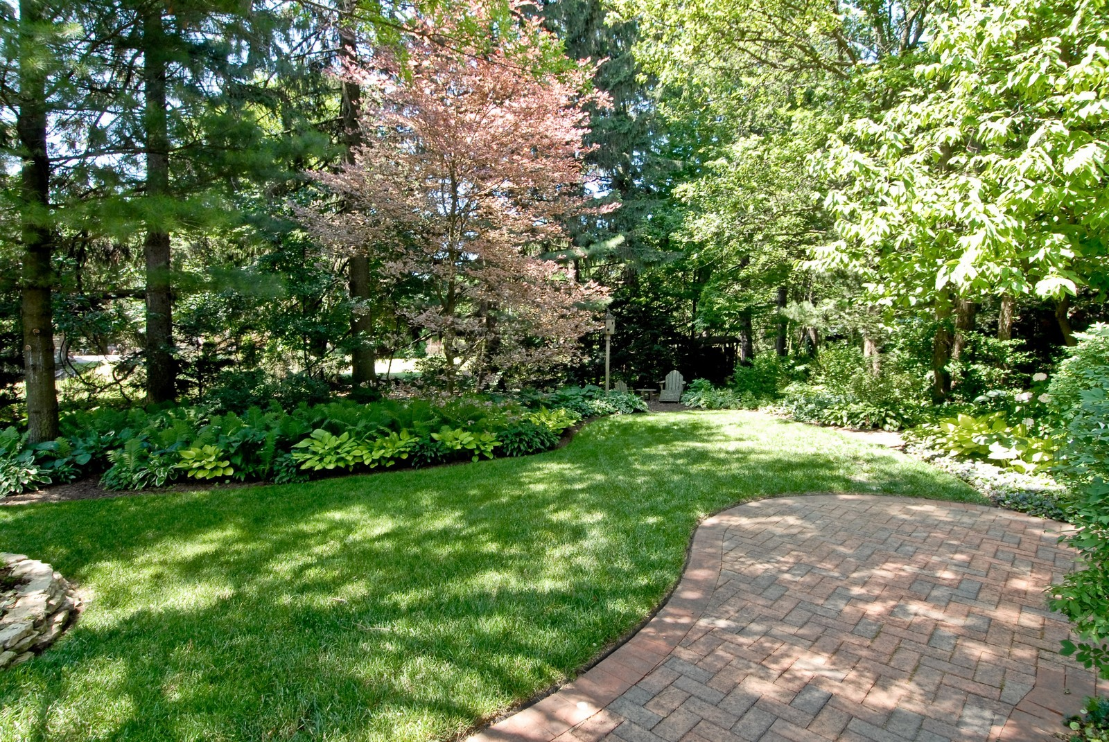 Real Estate Photography - 417 S McKinley, St Charles, IL, 60174 - Back Yard