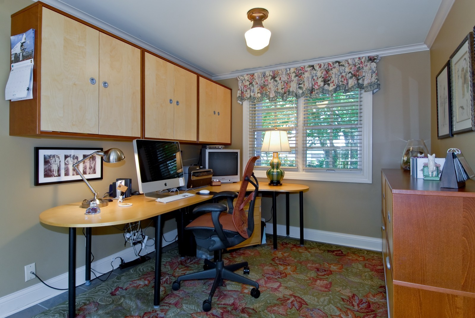 Real Estate Photography - 417 S McKinley, St Charles, IL, 60174 - Den