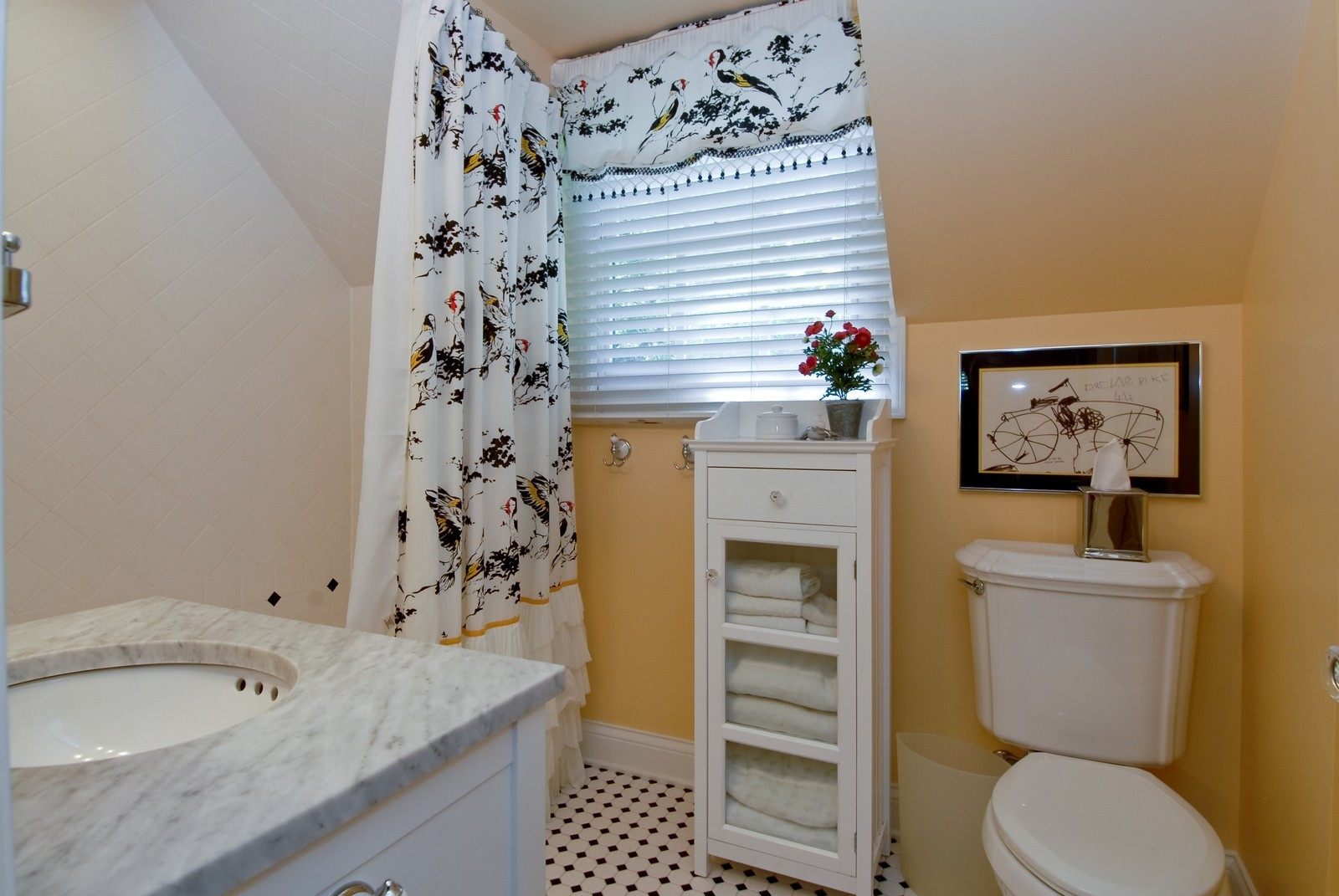 Real Estate Photography - 417 S McKinley, St Charles, IL, 60174 - Bathroom