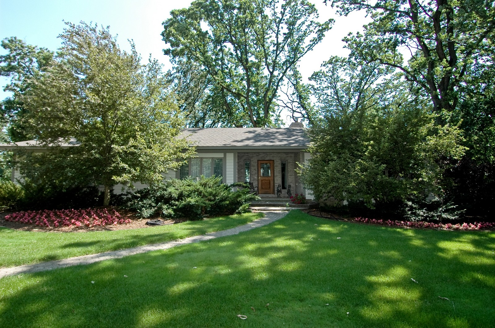 Real Estate Photography - 9004 Wildrose, Marengo, IL, 60152 - Front View