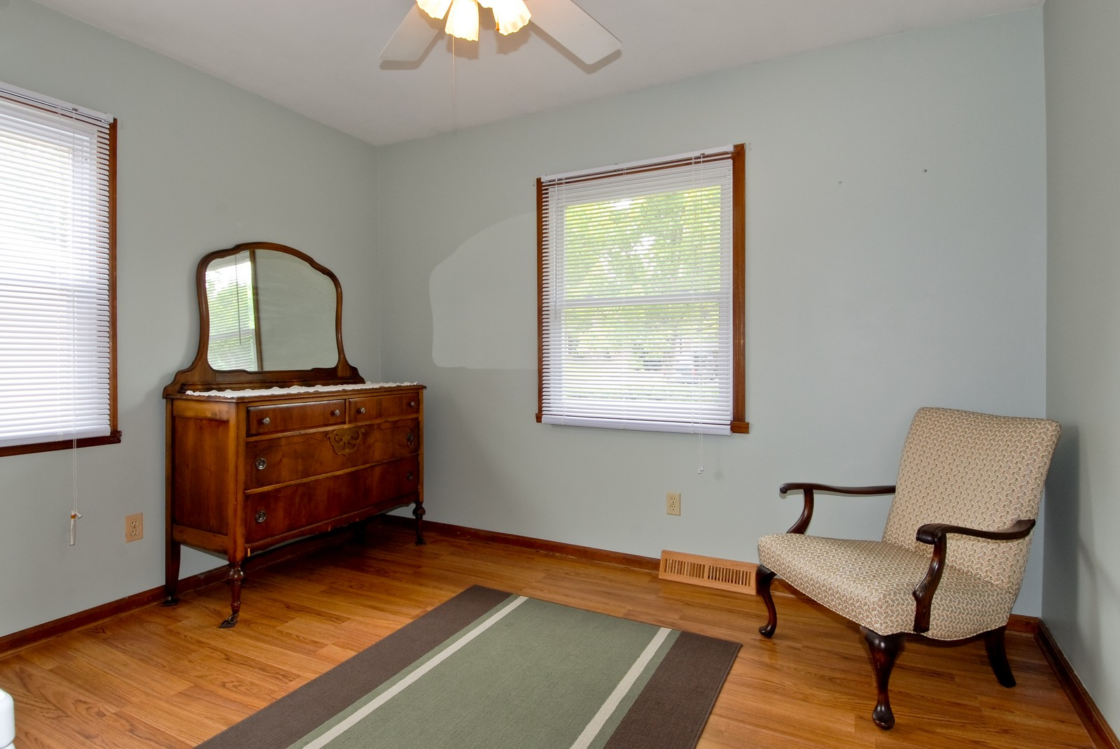 Real Estate Photography - 1625 Lucylle, St Charles, IL, 60174 - 2nd Bedroom