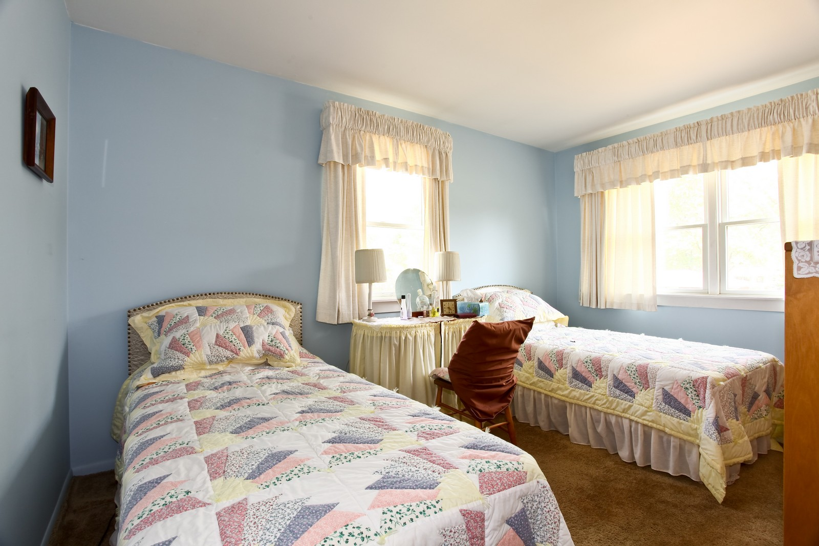 Real Estate Photography - 1620 Oak, St Charles, IL, 60174 - Bedroom