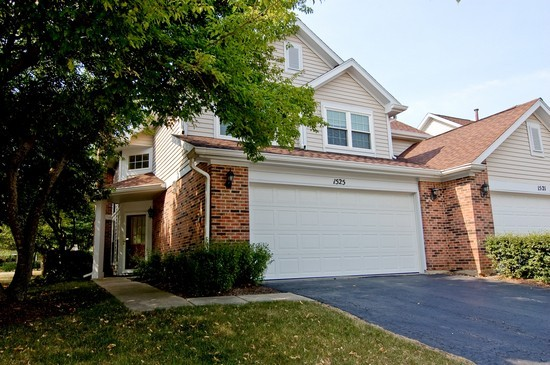 Front View photograph of 1525 Whitman Schaumburg Illinois 60173