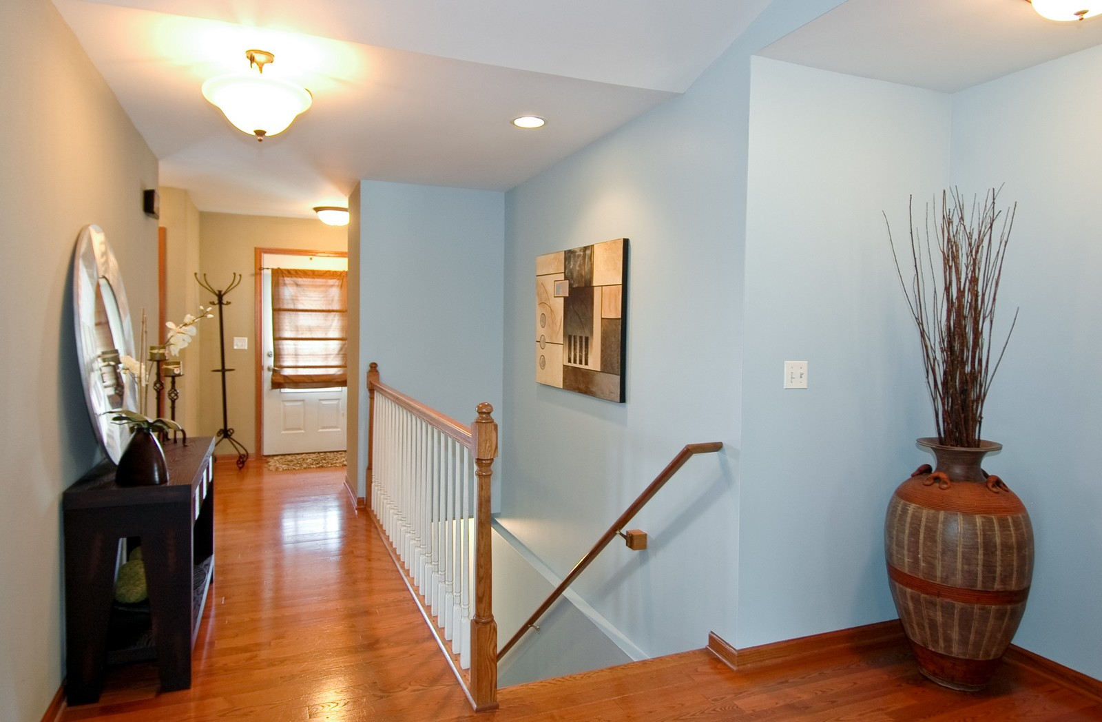 Real Estate Photography - 3440 Red Barn, Wonder Lake, IL, 60097 - Foyer