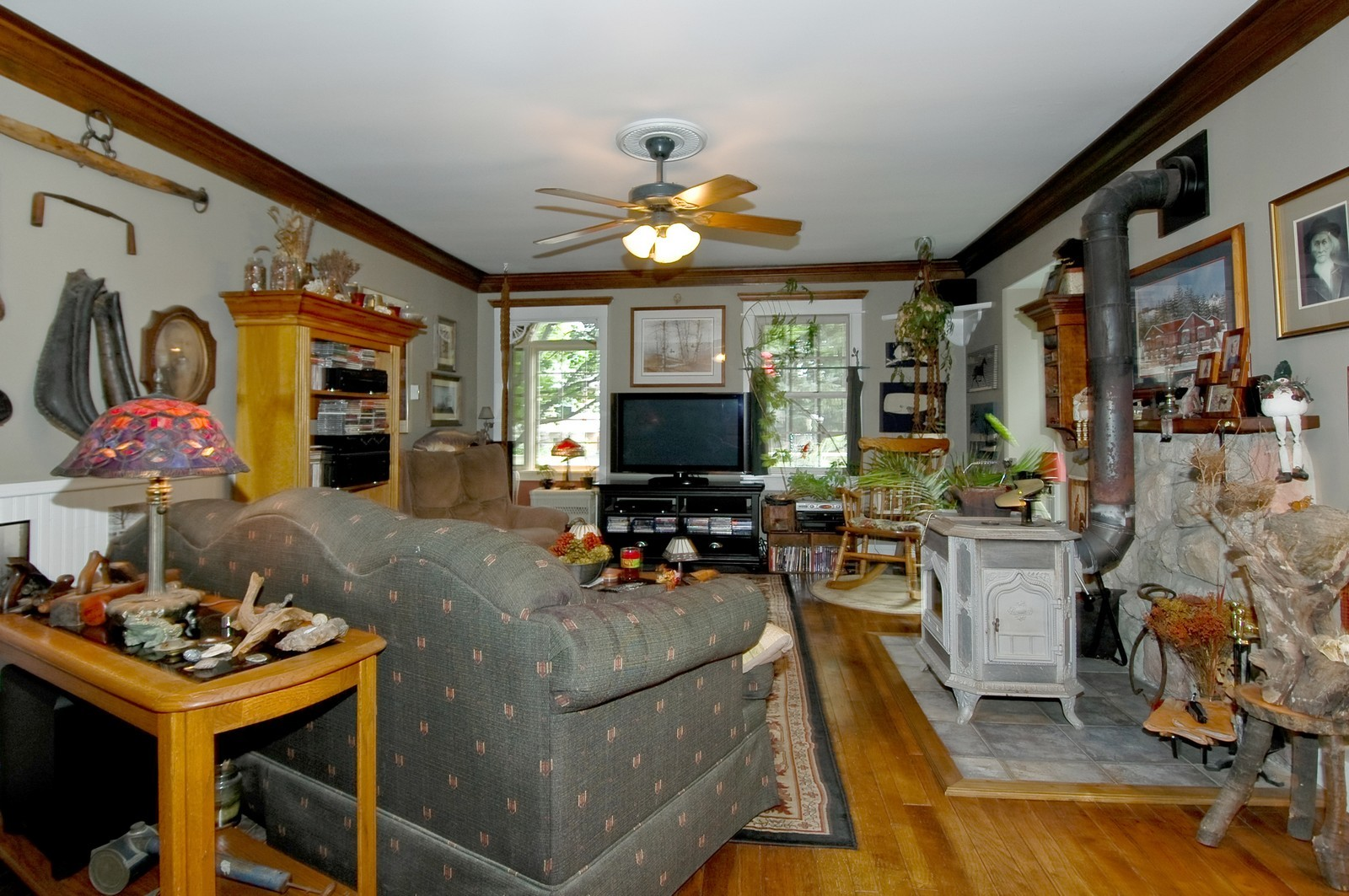 Real Estate Photography - 767 North Shore, Crystal Lake, IL, 60014 - Living Room