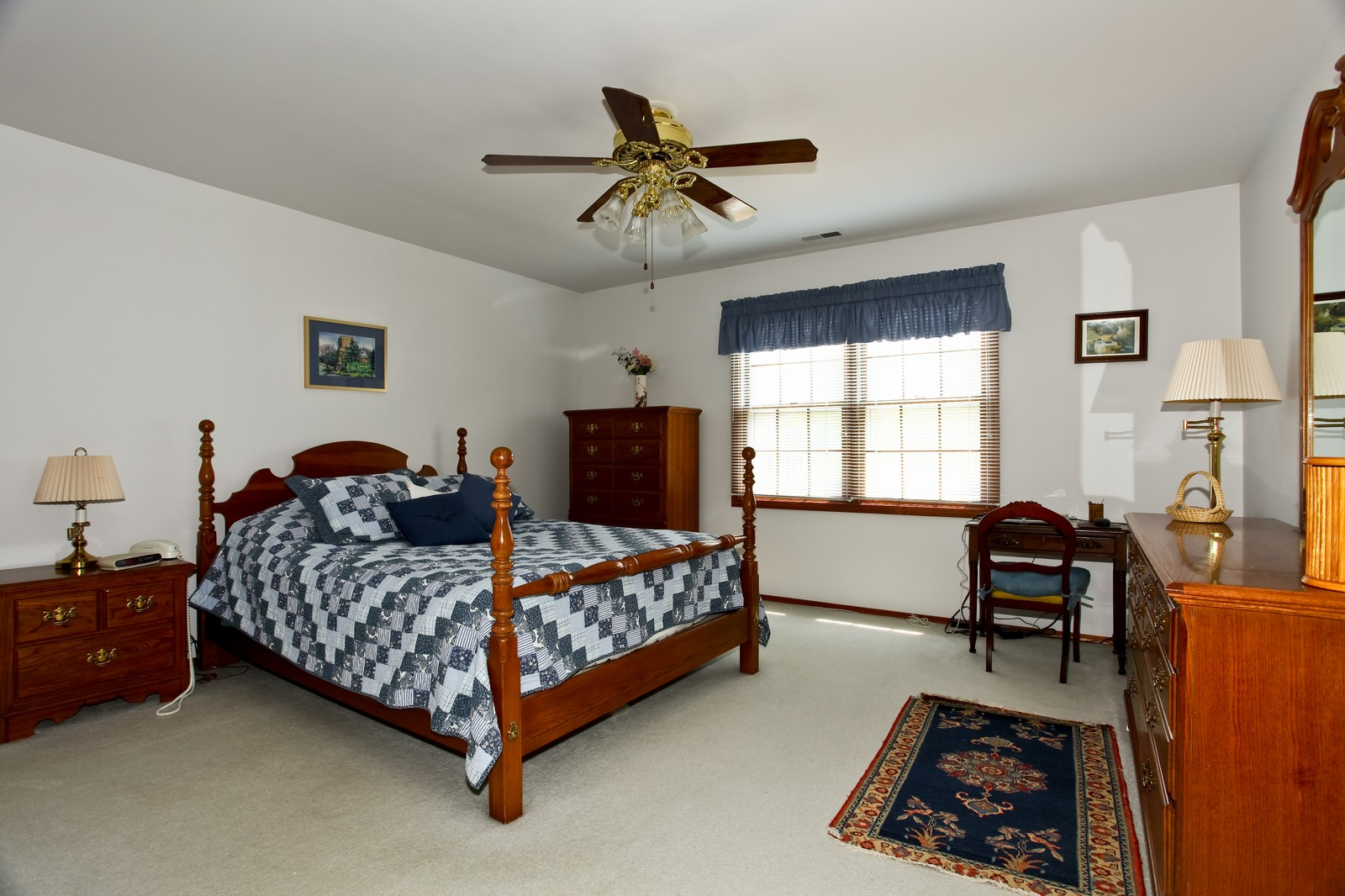 Real Estate Photography - 114 Millington, Unit 114, Saint Charles, IL, 60174 - Master Bedroom