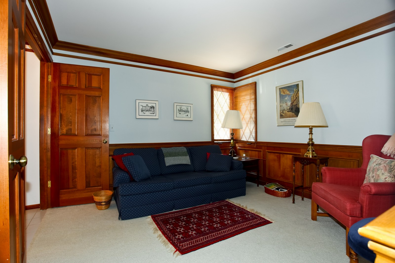 Real Estate Photography - 114 Millington, Unit 114, Saint Charles, IL, 60174 - 2nd Bedroom