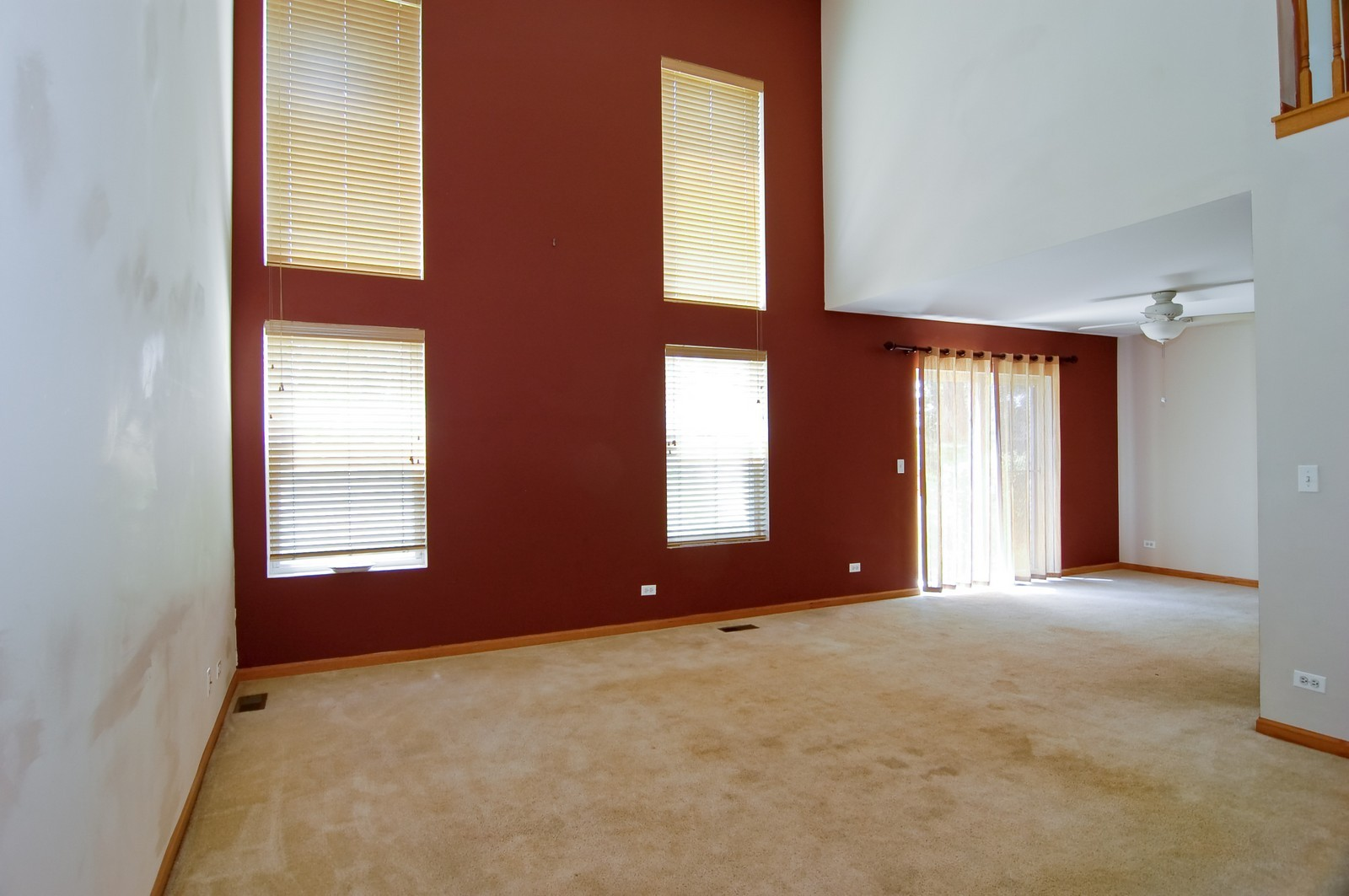 Real Estate Photography - 918 Jacob, West Chicago, IL, 60185 - Living Room