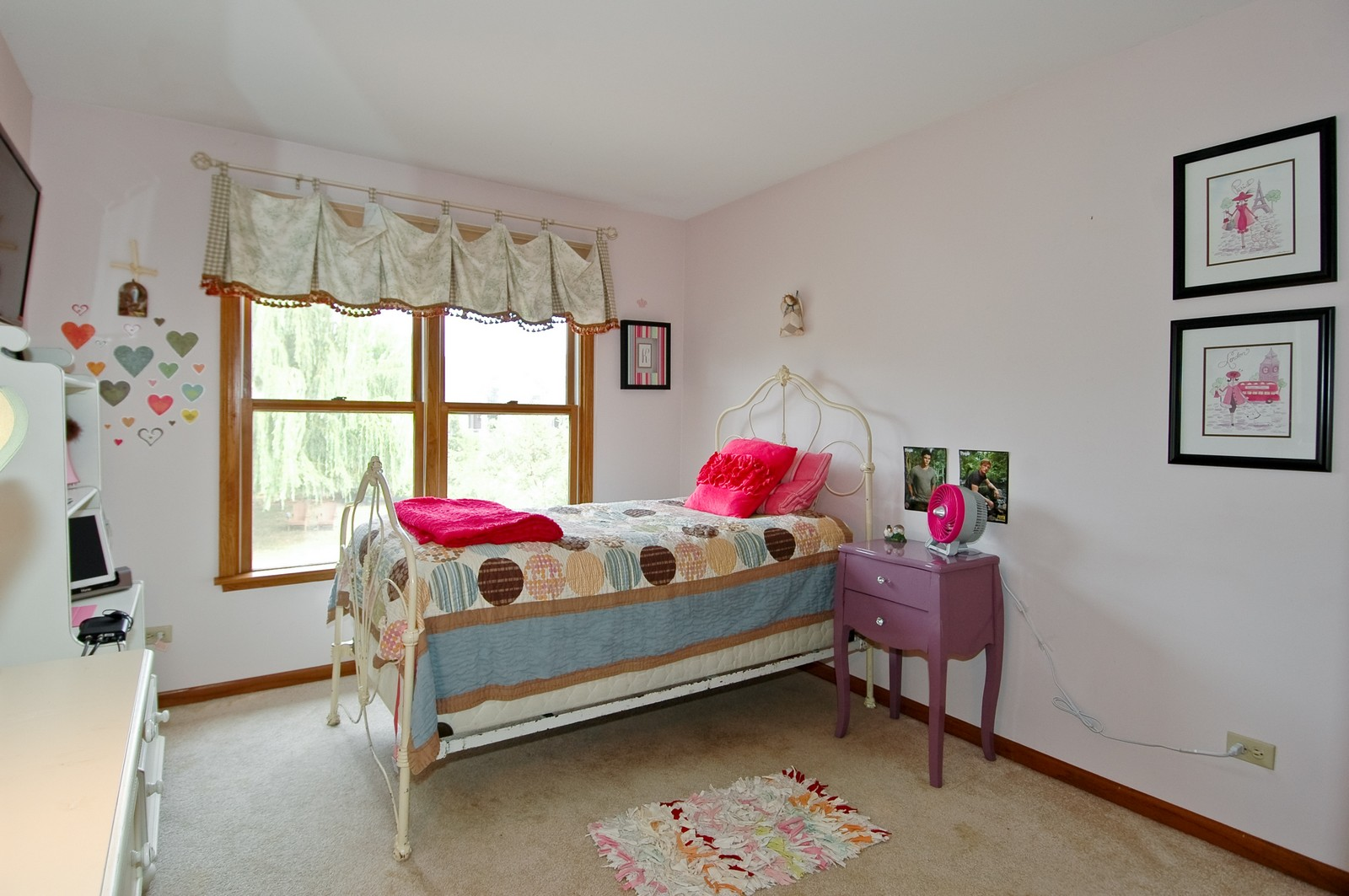 Real Estate Photography - 3500 Persimmon Dr, Algonquin, IL, 60102 - 2nd Bedroom