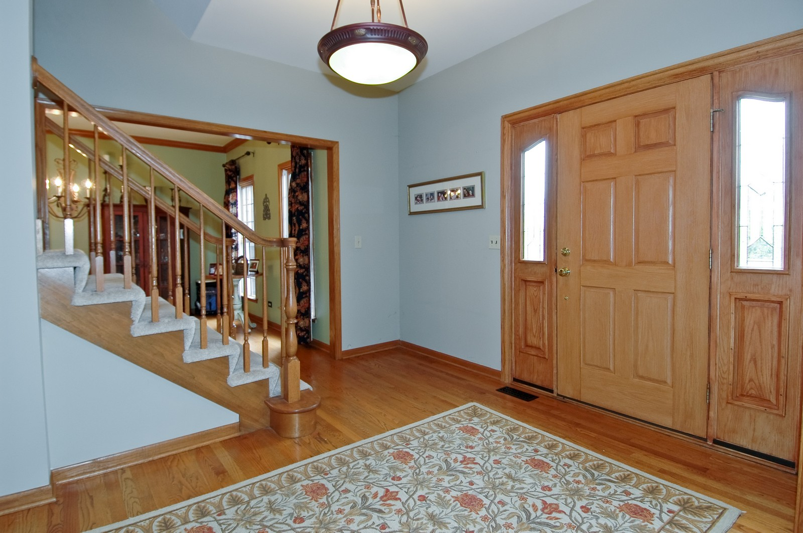 Real Estate Photography - 3500 Persimmon Dr, Algonquin, IL, 60102 - Foyer