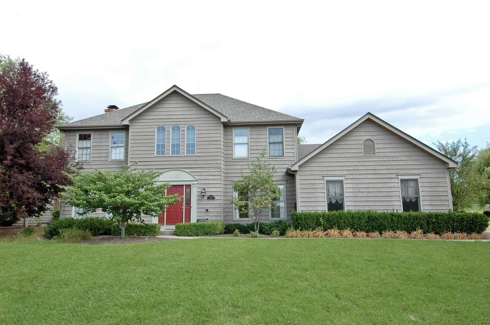 Real Estate Photography - 3500 Persimmon Dr, Algonquin, IL, 60102 - Front View