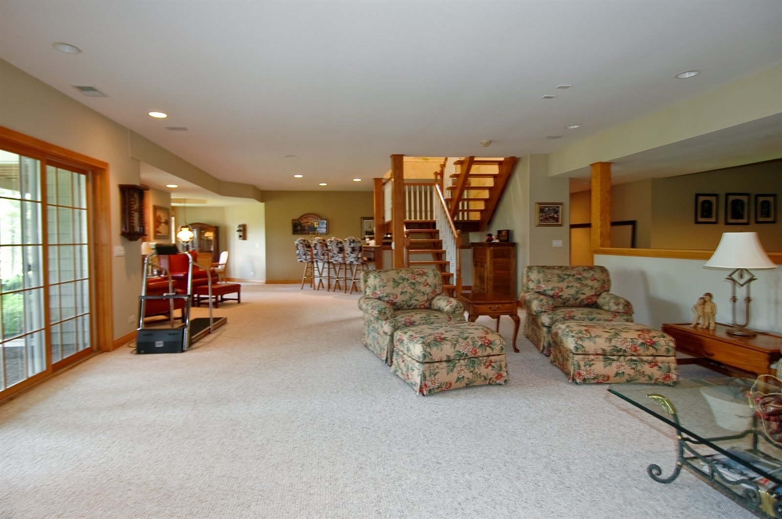 Real Estate Photography - 420 Mason Ln, Lake in the Hills, IL, 60156 - Lower Level