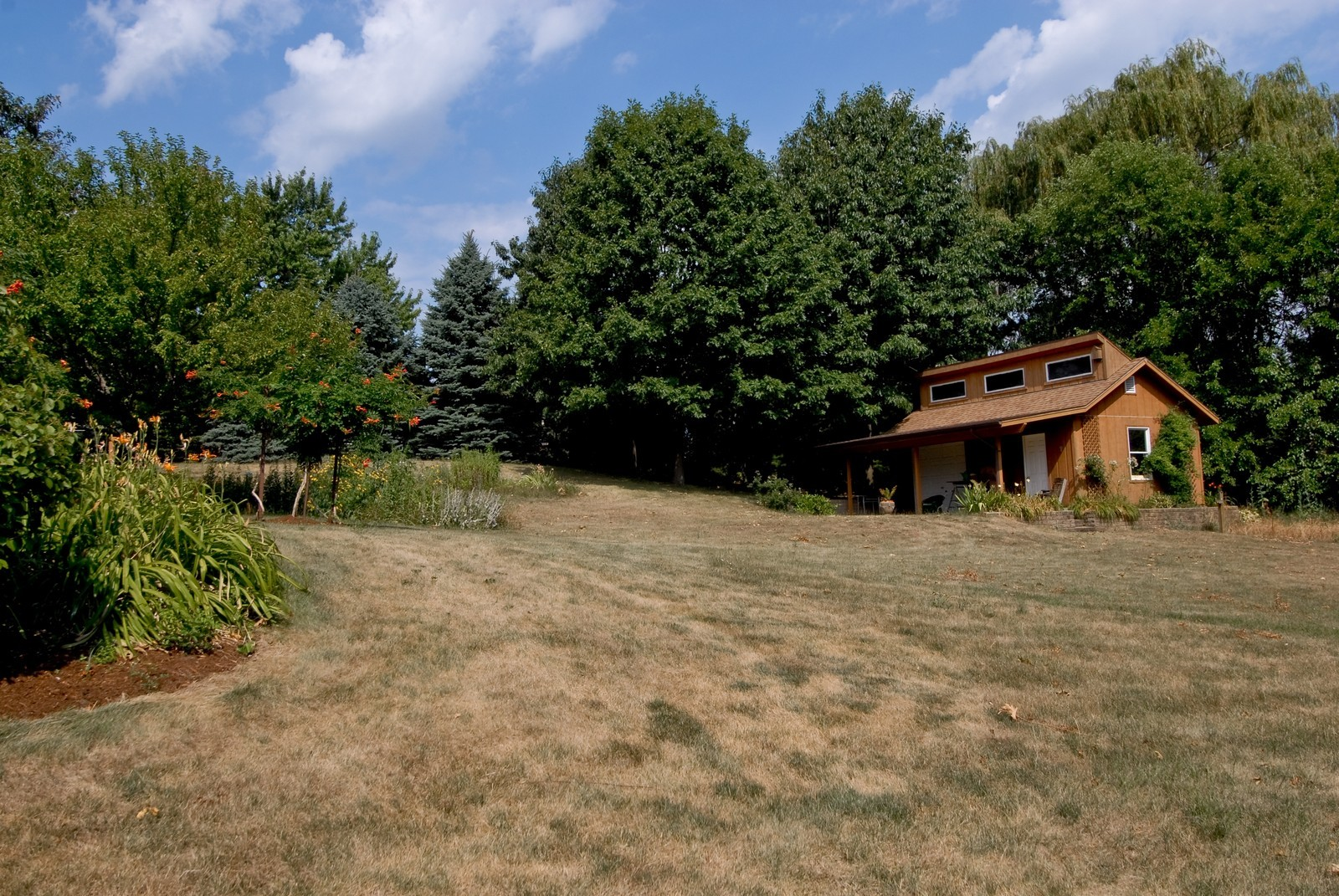 Real Estate Photography - 37W786 McKee St, Batavia, IL, 60510 - Back Yard