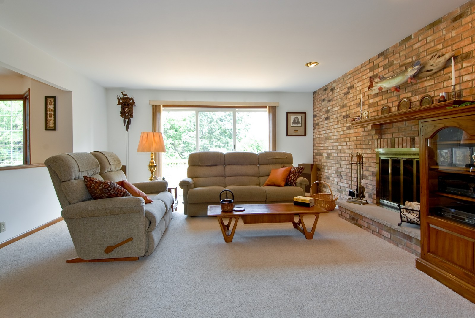 Real Estate Photography - 37W786 McKee St, Batavia, IL, 60510 - Family Room